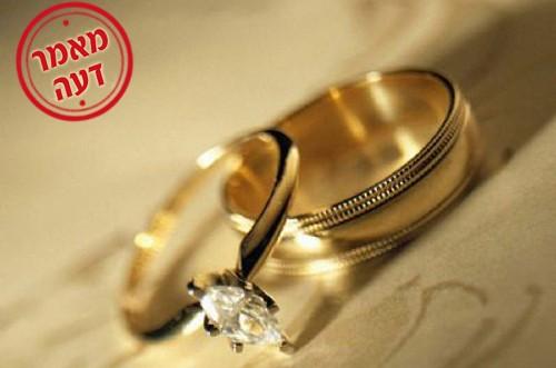 חתונת דור-דבורסקי - גלריה (מילולית) ● מאמר  דעה