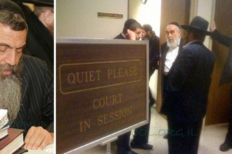 רובשקין לאחר שנשפט ל-16 חודשי מאסר: