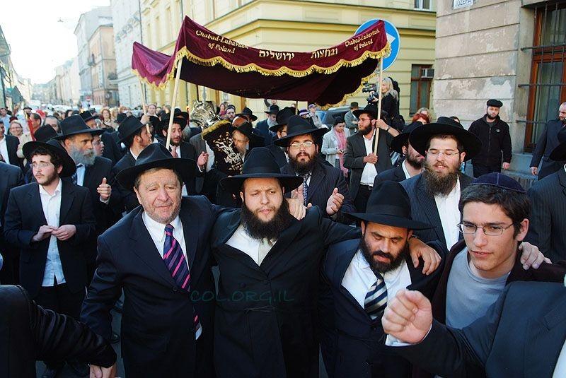 Как выглядят польские евреи фото
