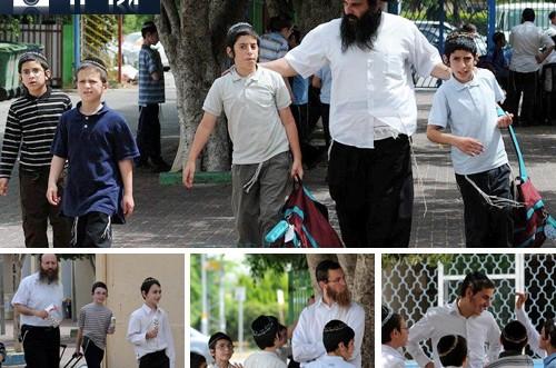 צעירי השלוחים מתכנסים בכפר-חב