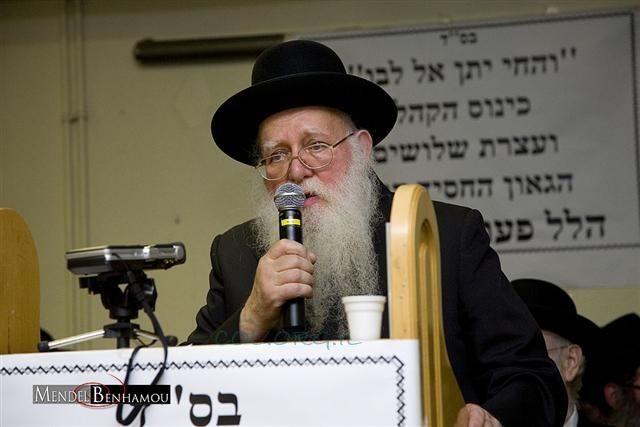 הרב בלינוב מתריע: