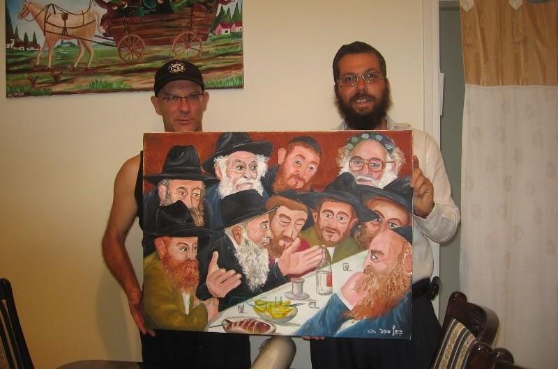 ציוריו של יחיאל אופנר יוצגו במוזיאון השומר הצעיר
