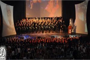 אלפי בנות בכינוס הארצי של