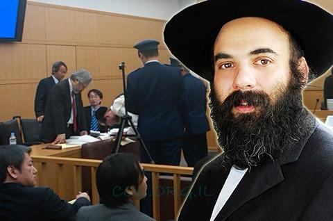 שבוע לשחרור הבחור מהכלא: שליח חב