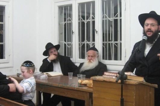איסרו חג: כינוס תורה בתל אביב לזכר הרב חיים אשכנזי ע