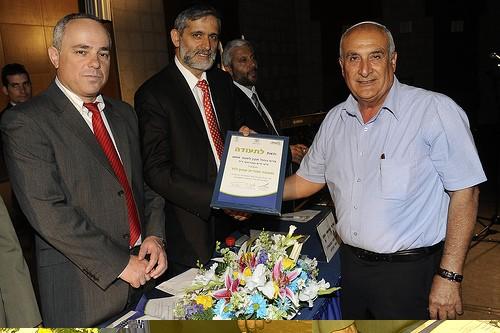 המועצה האיזורית עמק לוד זכתה בפרס ניהול כספי תקין