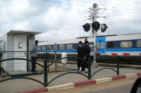 תחנת הרכבת בכפר-חב