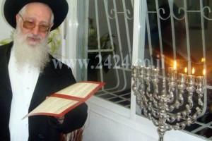 הרב יוסף משיב לראשונה: מדוע חתם שהרבי משיח? ● האזינו