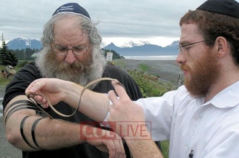 מחפשים נשמות יהודיות באלסקה הקפואה