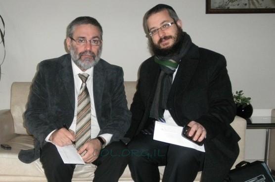 גיאורגיה: השליח מסייע לאנשי עסקים ישראליים עצורים
