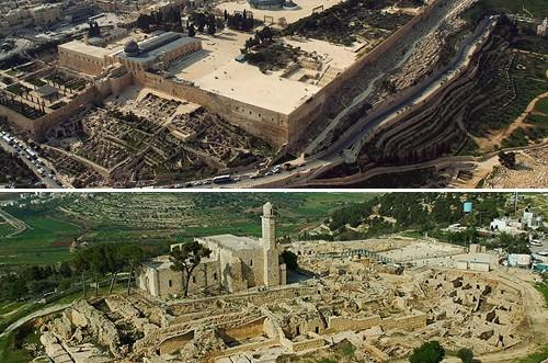 בירושלים הבנויה > כך זה נראה מלמעלה ● תיעוד מדהים