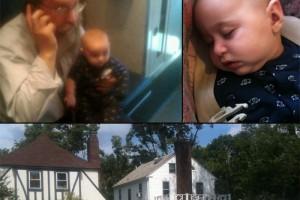דרמה: העוזרת חטפה את בתם התינוקת של השלוחים