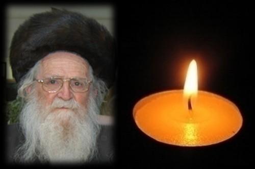 ברוך דיין האמת: הרב נחמיה מנדלזון ע