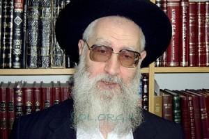 הרב יעקב יוסף חלה במחלה קשה: אימרו תהילים