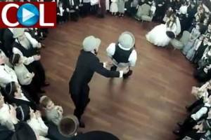 התאומים מצרפת מציגים: ריקוד