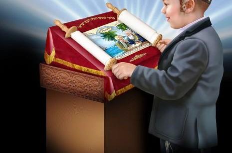 כעת ביודאיקה ● מבחר ספרי תורה לילדים במחירים מיוחדים