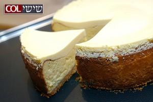 עוגת גבינה טעימה להפליא ● מתכון מסביב לעולם