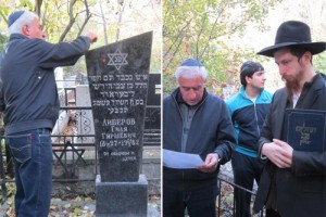 30 שנה לפטירת הרב ליברוב: עלייה לקברו באלמא אטא