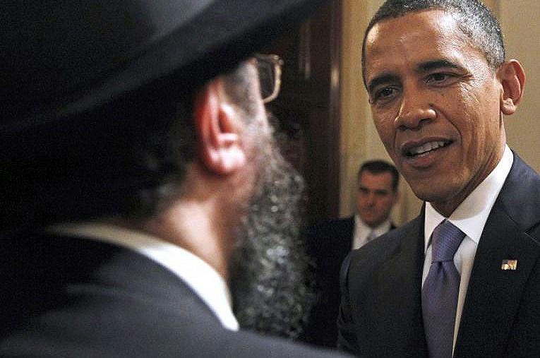 אמריקה בחרה: ברק אובמה לכהונה שנייה