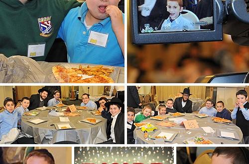 פרויקט מיוחד: COL עם ילדי השלוחים ● חלק ראשון