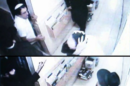 התיעוד נחשף: רגע הפיצוץ בבניין בית-חב