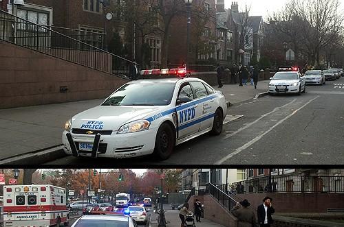 בעקבות המבצע: הוגברה השמירה על יעדים יהודיים בניו-יורק