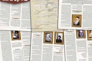 'המבשר' בפרויקט ענק: סקירה על צאצאי בית הרב ● לקריאה