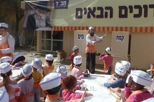 הרב מנדלזון הפך את בית הכנסת המרכזי בערד למאפיה