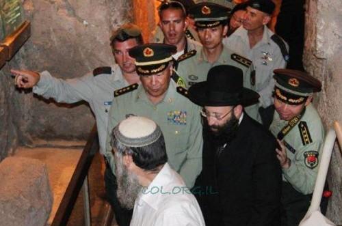 הרב שמואל רבינוביץ חשף בכנסת: