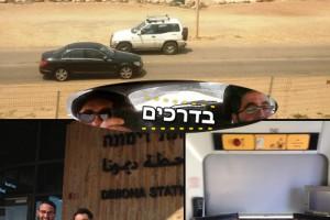 הרצל ויחיאל בדרכים ● והפעם: 'חוצה ישראל' ברכבת