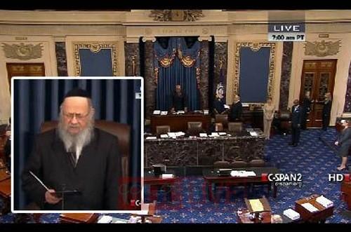 מינסוטה: השליח הוזמן לפתוח את הסנאט האמריקאי