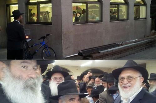 שטיבל חדש בנחל'ה: לקראת החגים הורחב בית הכנסת