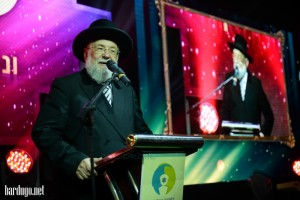 צמרת המשק הישראלי בערב הצדעה לארגון