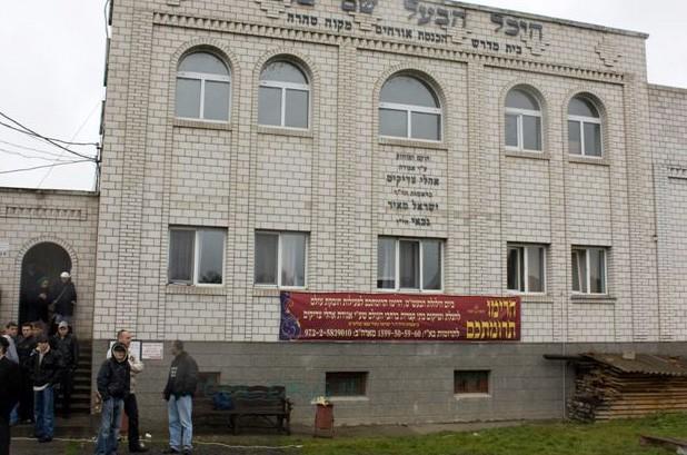 אנטישמיות אוקראינית: חסידים הוכו במז׳יבוז׳