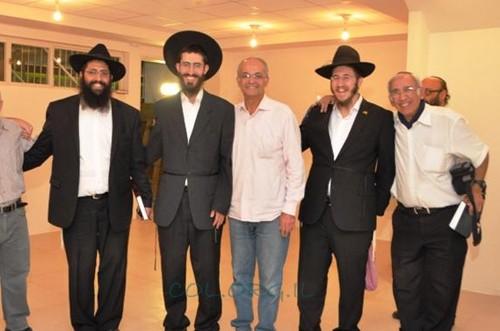 נחנך משכן חדש ומפואר לבית הכנסת ברמת אביב ג'