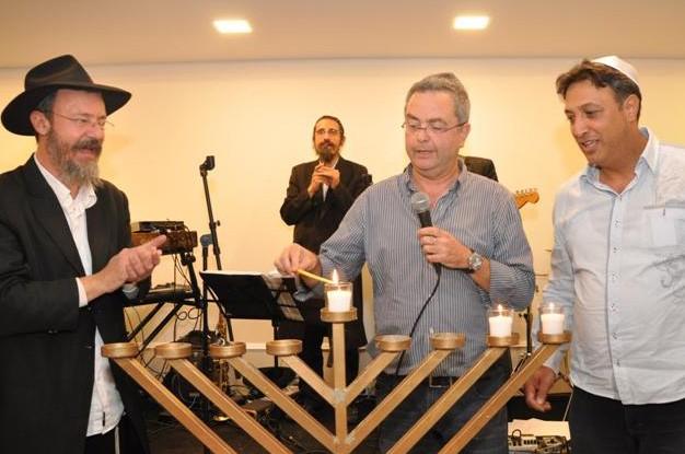 בערב מפואר: נחנך בית הכנסת המרכזי ברמת אביב ג'