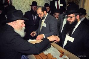 הרב דניאל מוסקוביץ ע
