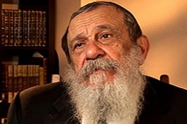נפטר השליח הרב יצחק זלמן פויזנר ע