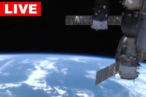 שידור חי, כל הזמן: צפו בכדור הארץ מהחלל