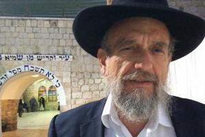 ר' מרדכי הלפרין על מסדרון המוות: