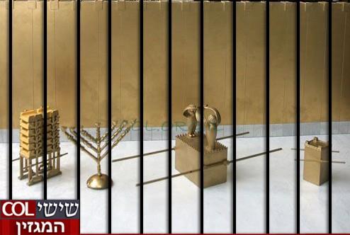 היהודי שנאבק להשבת כלי המקדש ● מיוחד