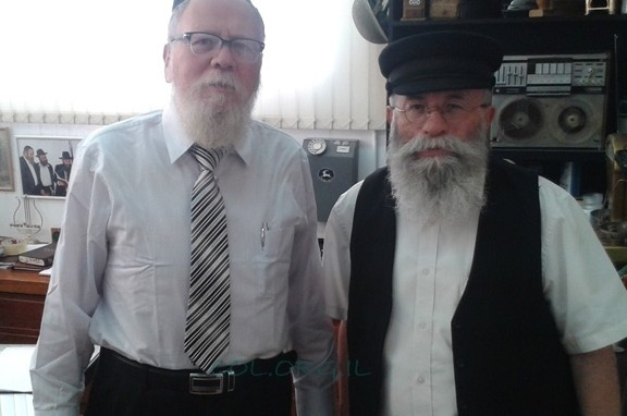 אורח ב'יד ליד': הרב אברהם לידר
