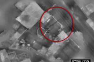 צפו בוידאו: תקיפות צה