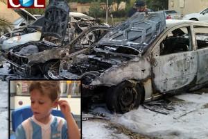 דניאל טרגרמן, בן 4.5, נהרג מפגיעת פצמ