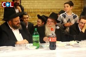 געגועים לתשרי: צפו בוידאו מהתוועדות עם הרבנים קטן ובוטמן