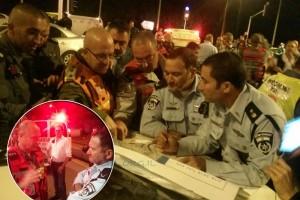 דליפת 'אמוניה' בשרון: כבאי נהרג ו-20 נפגעו