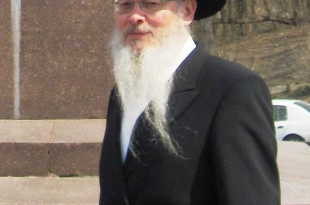 ברוך דיין האמת: נפטר הרב יהושע מונדשיין ע