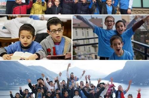 ילדי שלוחים מכל רחבי העולם השתתפו בשבתון אזורי