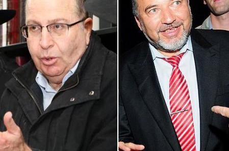הקרב על התיקים: יעלון וליברמן על הבטחון, מחלוקת על החוץ