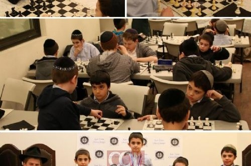 קראון הייטס: טורניר השחמט הגדול